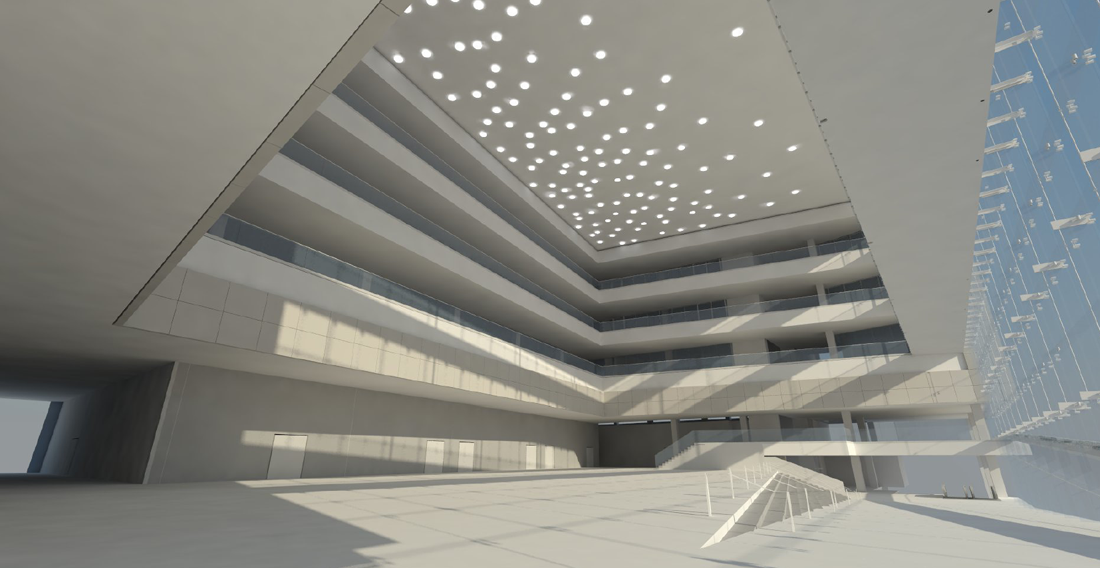 & Med Mart 3: Daylighting the Atrium | LMNts azcodes.com