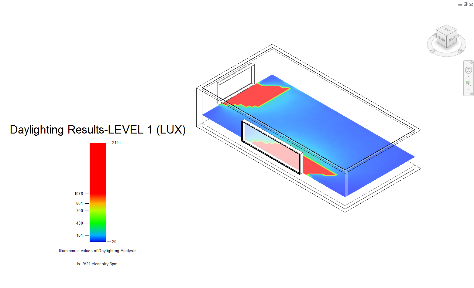 Revit Daylighting Tools 1: Autodesk's Lighting Analysis Extension
